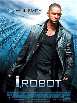 I ROBOT, une sacrée merde, c'est Asimov qu'on assassine !
