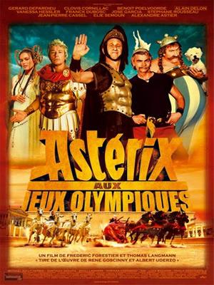 Asterix, le combat des merdes